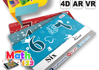 AR Flash Cards Number