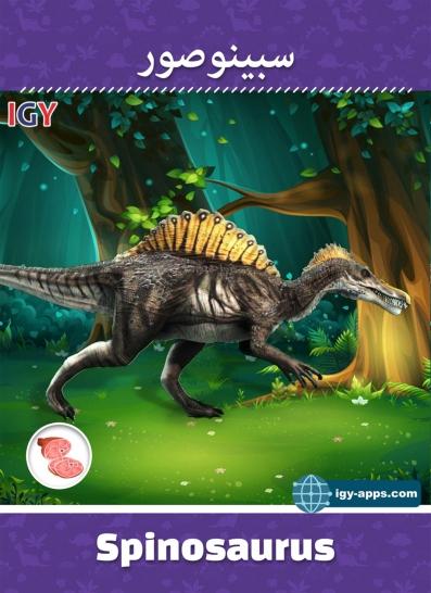 AR Kids Kit Dino Flash Cards