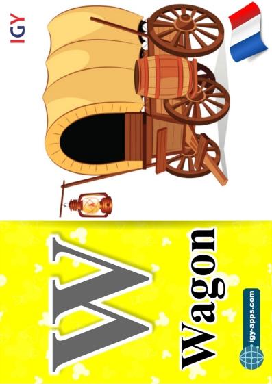 AR Kids Kit French Flash Cards