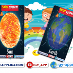 المجموعة الشمسية 🖨️ إنجليزي 🖨️ وسائل تعليمية