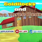 Goldilocks and the three bears 🖨️ وسائل تعليمية