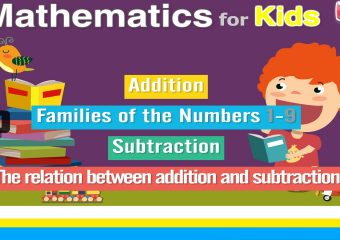 Mathematics for kids level 1