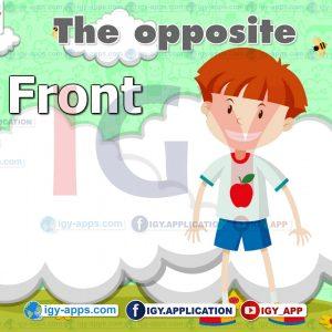 التضاد 'الكلمة وعكسها' 🖨️ إنجليزي 🖨️ وسائل تعليمية