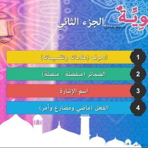 النحو العربي مرجع شامل بالإضافة إلي الكتاب